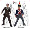 Alamo Davy Crockett