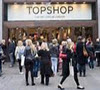 London Top Shop Virtual Reality